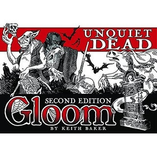 Gloom: Unquiet Dead 2nd Edition