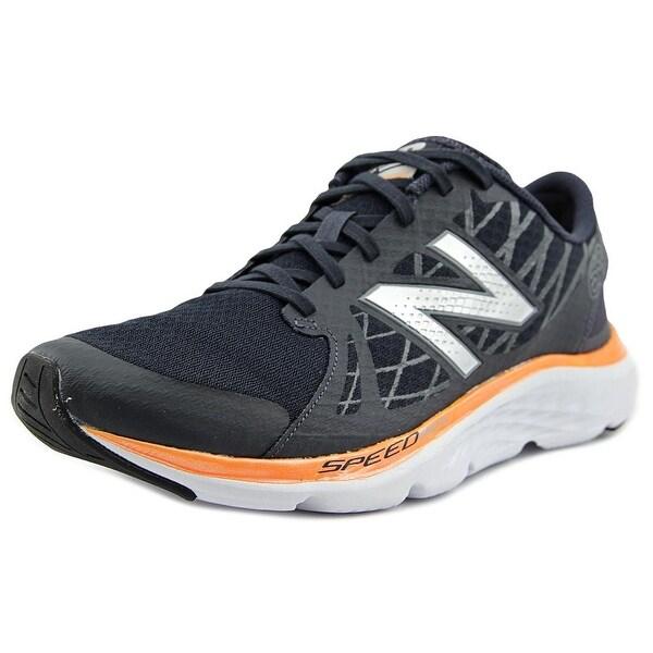 New Balance M690 Men 4E Round Toe Synthetic Blue Running Shoe