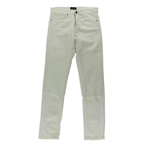 30927684 Shop Zara Mens Straight Leg Jeans Slim Fit Mid-Rise - Free Shipping ...