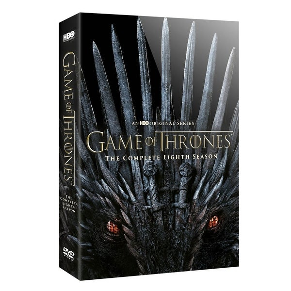 Game of Thrones: The Complete Eighth Season DVD - REGION A CODED (US & CANADA)