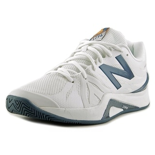 New Balance MC1296 2E Round Toe Synthetic Sneakers