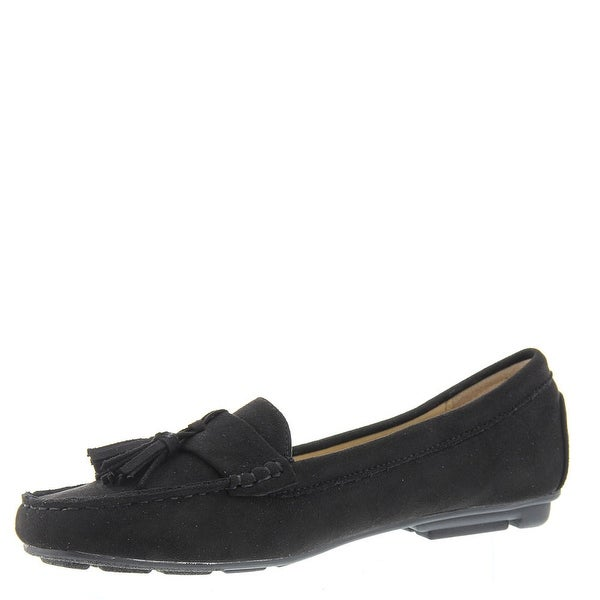 Masseys Womens Cate Closed Toe Loafers - 7