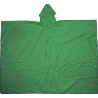Custom Leathercraft Green 10Mm Poncho R10420 Unit: EACH