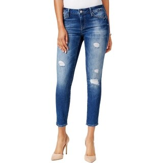Mavi Womens Adriana Ankle Ankle Jeans Ankle Super Skinny - 27
