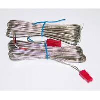 Samsung FRONT LEFT ONLY Speaker Wire Originally Shipped With: HTZ210, HT-Z210, HTBD1255, HT-BD1255, HTE6500W, HT-E6500W