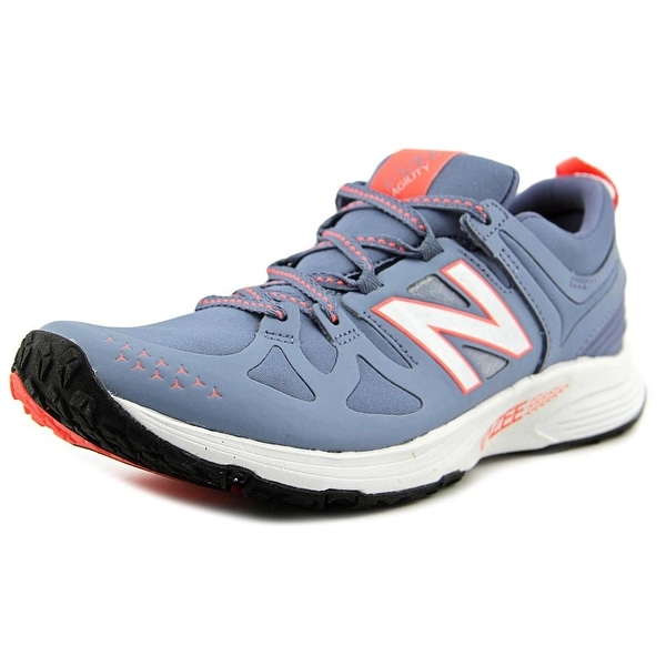 New Balance WXAG Women Round Toe Synthetic Gray Cross Training