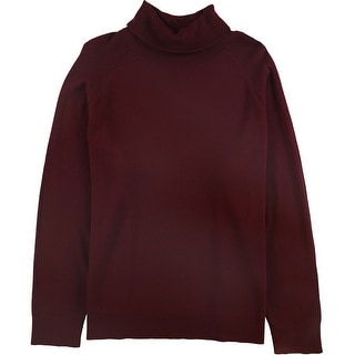 Link to Karen Scott Womens Solid Pullover Sweater Similar Items in Women's Sweaters