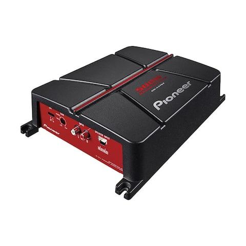 Pioneer gm-a3702 pioneer 500 watt 2 channel amplifier