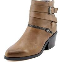 Chelsea & Zoe Womens Sydney Almond Toe Ankle Fashion Boots