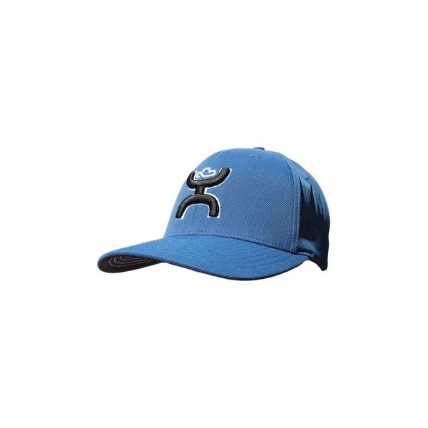 30ba1e2b5c9c4 Shop HOOey Hat Mens Indigo Flex Fit Lightweight Baseball