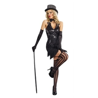Sexy Cabaret Doll Costume Dress Adult