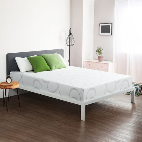 Sleeplanner 9-inch Gel Memory Foam Mattress