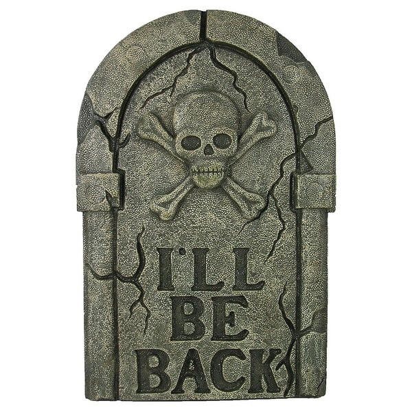 Tombstone I'll Be Back 28In