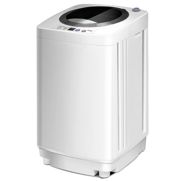 Full-Automatic Laundry Wash Machine Washer/Spinner W/Drain Pump