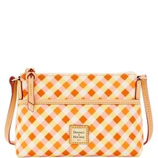 Dooney & Bourke Elsie Ginger Crossbody (Introduced by Dooney & Bourke at $128 in Apr 2016) - orange yellow