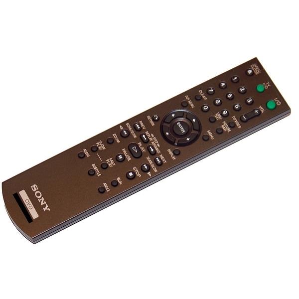 OEM Sony Remote Control: DVPNS700H, DVP-NS700H, DVPNS700H/B, DVP-NS700H/B