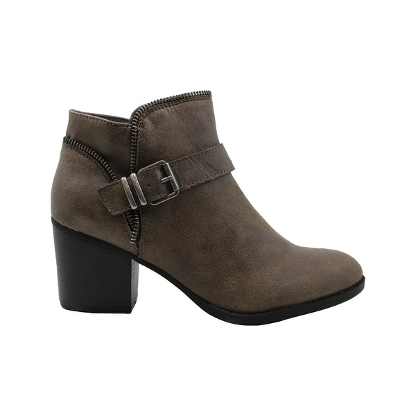 American Rag Womens milly Almond Toe Ankle Fashion Boots. Opens flyout.