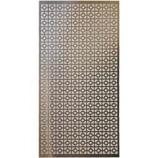 "Aluminum Metal Sheet 12""X24""-Chain Link"