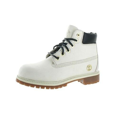 "Timberland Boys 6"" Premium Boot Casual Boots Little Kid Primaloft"