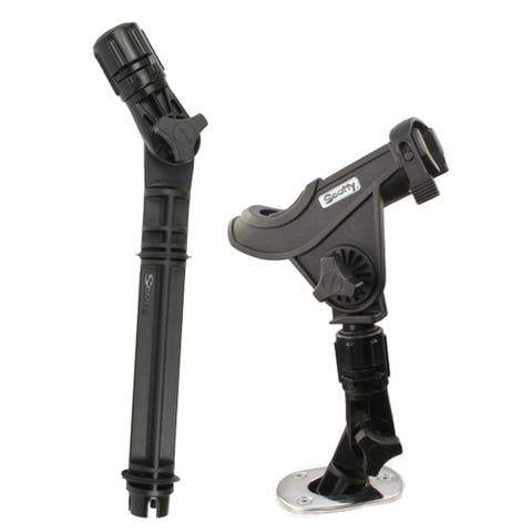 Scotty 45977M SCOTTY 453 GIMBAL ADAPTER W/ GEAR HEAD - Multicolor