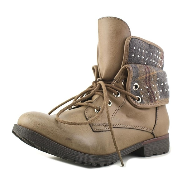 Rock & Candy Spraypaint Twinkle Taupe Boots