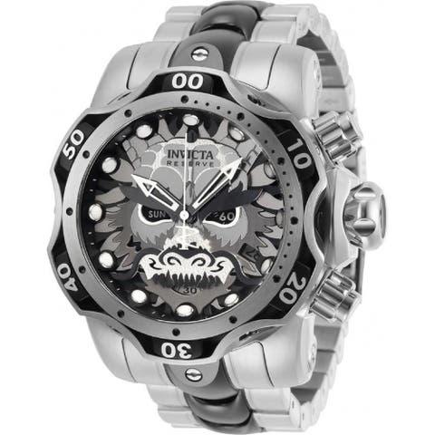 Invicta Men's 30399 'Reserve' Venom Stainless Steel Watch - Multi