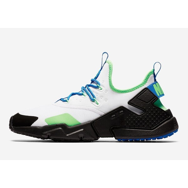 98d4b2a8679d Nike Mens Huarache Drift Fabric Low Top Bungee Running Sneaker. Click to  Zoom