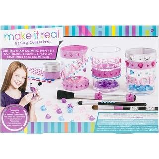 Glitter & Glam Cosmetic Supply Set-