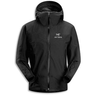 Arc'teryx Beta SL Jacket, Mens Hardshell Rain Jacket - Black