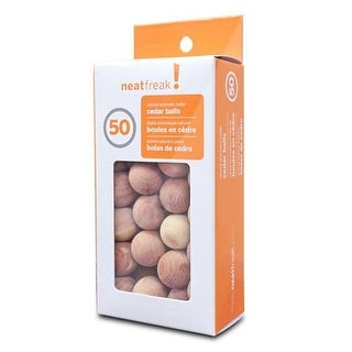 NeatFreak® 50-Pack of Cedar Balls