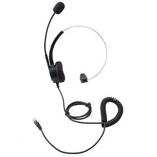 AGPtek_ Replacement Headset for AGPtek Call Center Dialpad Headset Telephone