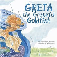 Greta The Grateful Goldfish - Big Book