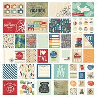 Travel Notes - Sn@P! Card Pack 48/Pkg
