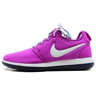 Nike Grade-School Roshe Two 2 Hyper Violet/Blue Tint 844655-500
