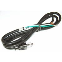 New OEM Haier Power Cord Cable Originally Shipped With GDG900AW, GDG950AW