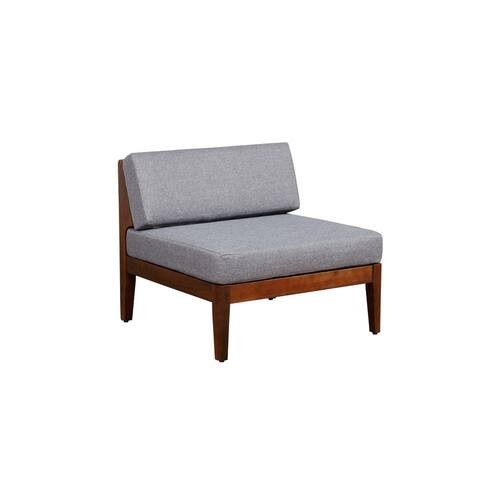 Sayre Outdoor Middle Chair
