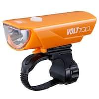 CatEye Volt 100 Rechargeable Cycling Headlight - HL-EL150RC - Orange