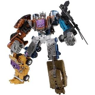 Transformers Unite Warriors UW-07 Bruticus Action Figure