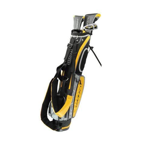 Intech Lancer Junior Golf Club Set (Yellow Ages 3-7)