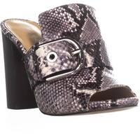 MICHAEL Michael Kors Cooper Mule Dress Sandals, Natural - 5 us / 35 eu