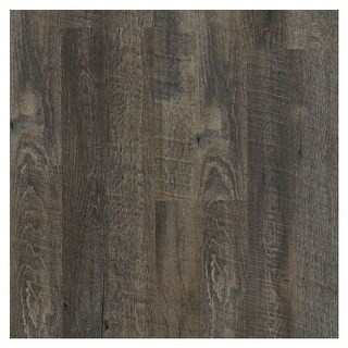 "Miseno MLVT-SANFELIPE Wood Imitating 7-1/8"" X 48"" Luxury Vinyl Plank Flooring (33.46 SF/Carton) - N/A"