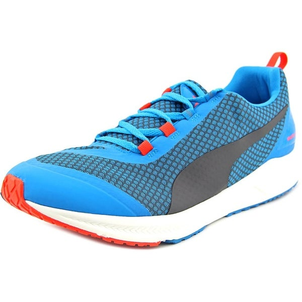 Puma Ignite XT Core Men  Round Toe Synthetic Blue Sneakers