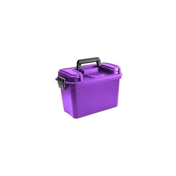 Grip-on jumbo utility box purple - 1/1 78337