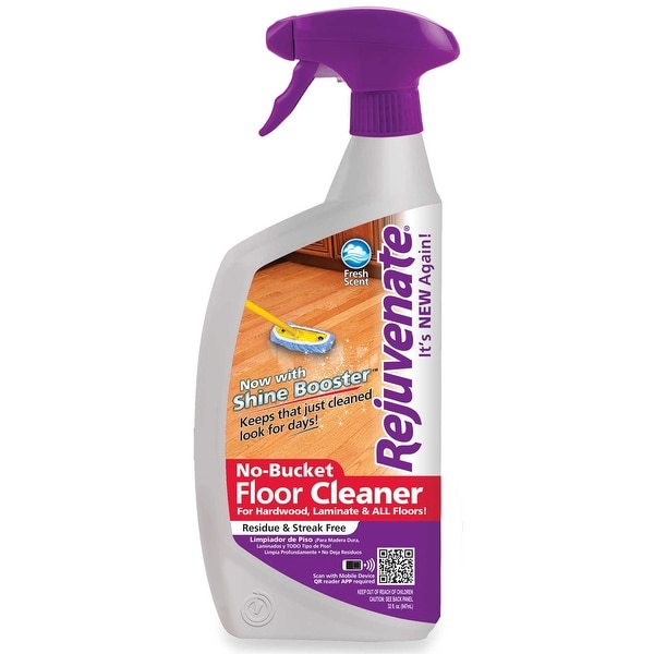 Rejuvenate RJFC32RTU Floor Cleaner For Multisurface, 32 OZ