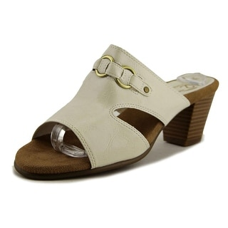 A2 By Aerosoles Base Board   Open Toe Synthetic  Sandals