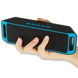 Indigi® HOT GIFT! Unique Portable Bluetooth Speaker Wireless Sports Stereo Sound HIFI
