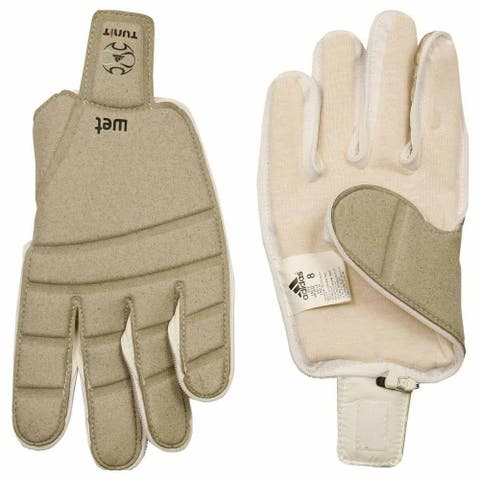 Adidas Mens Tunit Palm +50 Tunit Wet Soccer Athletic Gloves