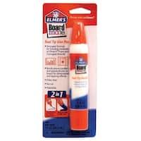Elmer's Boardmate Dual Tip Glue Pen, 1 Ounce