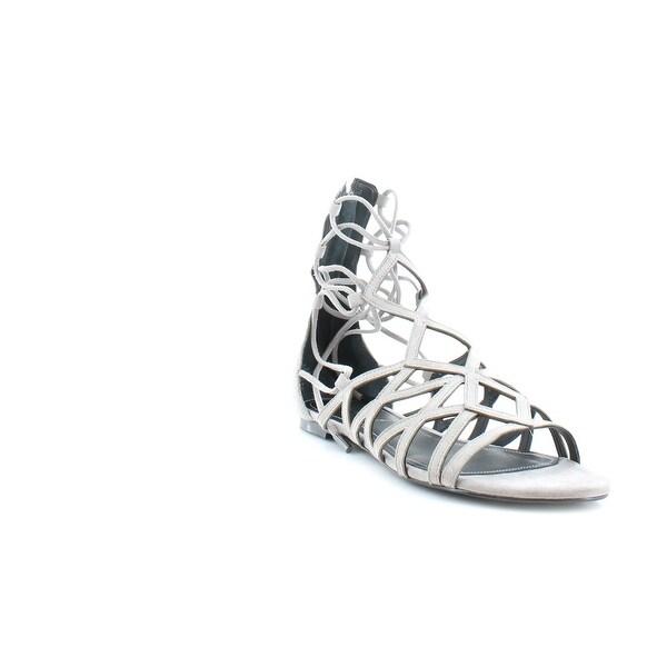 Kendall + Kylie Cody Women's Sandals & Flip Flops Light Grey - 7.5