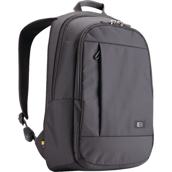 """Case Logic Mlbp-115Gry 15.6"""" Notebook Backpack (Gray)"""